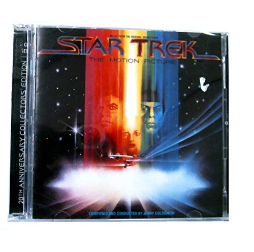 Price comparison product image Star Trek: The Motion Picture - 20th Anniversary Collector's Edition