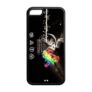 Danny Store Hard Rubber Protection Cover Case for iPhone 5C - Led Zeppelin by ruishername