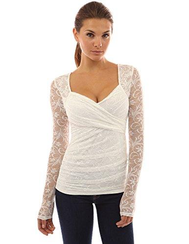 Znalezione obrazy dla zapytania lace shirt