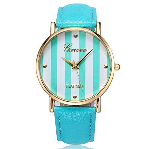 buyeonline-womens-fashion-rose-gold-leather-strap-stripe-dial-wrist-watches-blue
