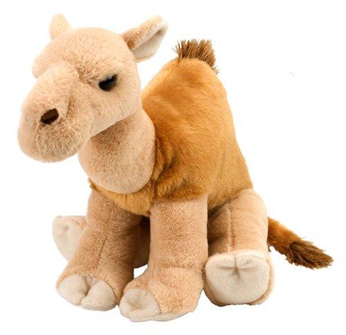 Wild Republic Dromedary Camel Plush, Stuffed Animal, Plush Toy, Gifts Kids, Cuddlekins 12 Inches by Wild Republic