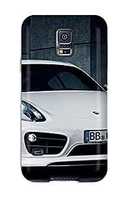 Mary P. Sanders's Shop Best 9918859K73016453 Galaxy S5 Case Cover 2014 Techart Porsche Cayman Case - Eco-friendly Packaging