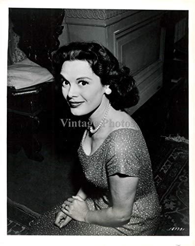 Vintage Photos 1953 Photo Actor Patricia Medina 2 Lives Have I Schlitz Playhouse of Stars 8X10