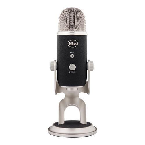Blue Yeti Pro USB Condenser Microphone, Multi