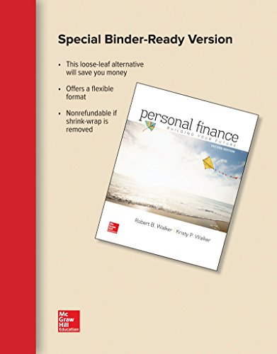 Personal Finance (Ll)