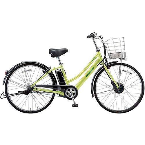 ブリヂストン 電動自転車 アルベルトe AL6B49 T.ネオンライム T.ネオンライム   B07HWP9XN1