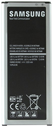 Samsung Galaxy Note 4 Standard Battery (3220mAh) NFC - Frustration-Free Packaging -