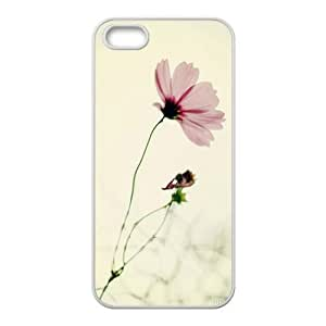 DAZHAHUI Flowers Phone Case For Iphone 6 Plus (5.5 Inch) Cover Case