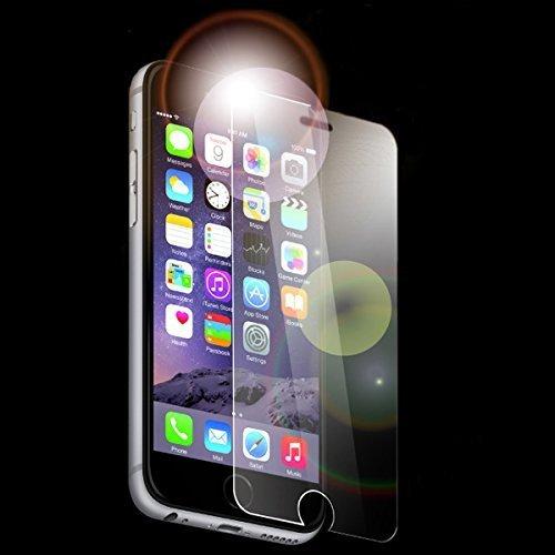 蜜円形唯一iphone6s iphone6 強化ガラスフィルム 画面保護 硬度9H 0.33mm