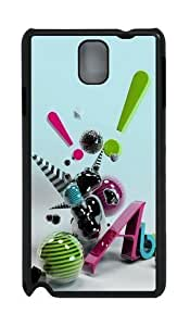 3D Abstract Art PC and For LG G3 Case Cover Black