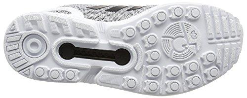 Scarpe Multicolore Unisex Basse Ftwr Flux Core Black ZX Core da White Ginnastica adidas Black Adulto gw1E4qxTC