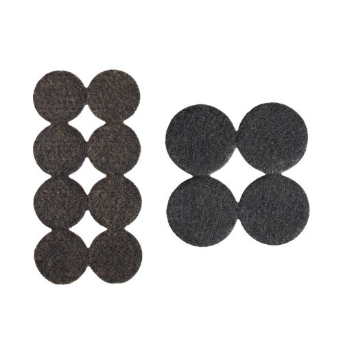 Brown Dining Room Set - 80 PCS Heavy Duty Felt Pads The Felt Store