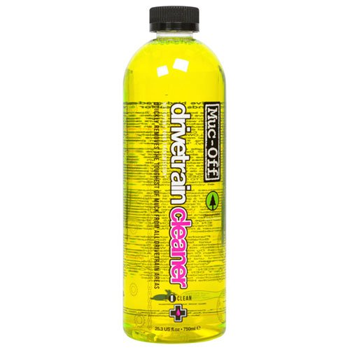 Muc Off Bio Drivetrain Cleaner Yellow, 750ml