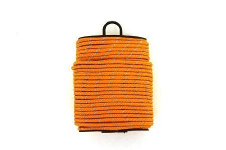 "Wellington Secureline Rope Poly 50 Lb. Orange 5/32 "" X 50..."