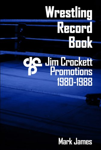 Wrestling EP = 'extended play' Book: Jim Crockett Promotions 1980-1988