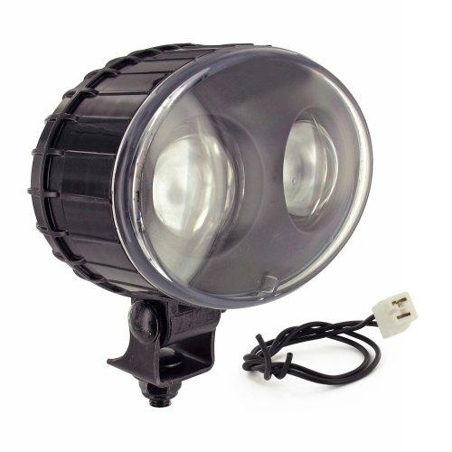 JW Speaker 770BLU Blue Safety Light, 12-48V LED, 9W by Intella Liftparts Inc. (Image #2)