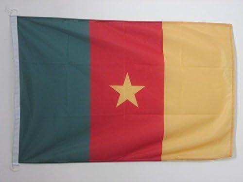 AZ FLAG Bandera de CAMERÚN 90x60cm Uso Exterior - Bandera ...