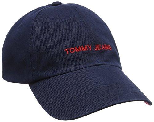 Sport Azul Tommy Unisex béisbol de Hilfiger Cap 413 Tommy Tju Adulto Gorra Navy qEzAE