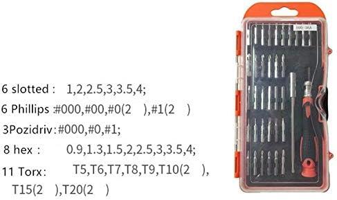 36pc Screwdriver Set Multifunctional Convenient Screwdriver for Electronics Household DIY Repair Ergonomic