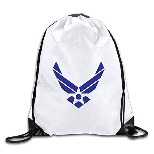 Blackhawk Phoenix Pack (Usa Air Force Wings Logo Drawstring Backpack Bag Gym Sack)