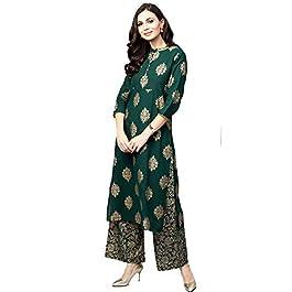 Buy GoSriKi Women's Cotton Straight Kurta Set India India 2021