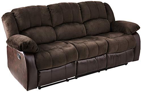 NHI Express 71004-93 Aiden Motion Sofa (1 Pack), - Reclining Motion Sofa