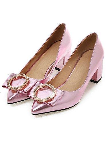 evento us5 Wholesale Cn35 Rose Scarpe da Red Heels punta Black Black 5 Eu36 Vestito a To Casual 5 da da scarpe Uk3 Heel sera donna Silver e Ggx z6wqBPAp6