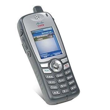 Amazon com : Cisco Unified Wireless IP Phone 7921G : Office