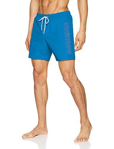 Tourquoise Varco Cortos Turquesa Hombre I99 para Pantalones Napapijri qxfdRwYY