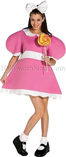 Women's Wind-Up Girl Doll Halloween Costume