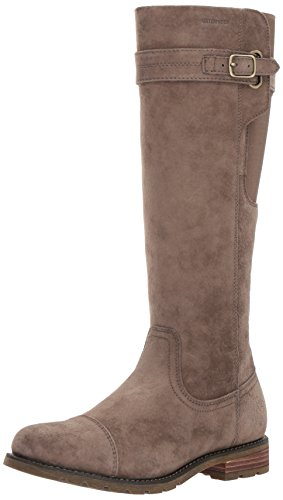 Boots Ariat Taupe Stoneleigh Leather H20 Womens nq8q1fI