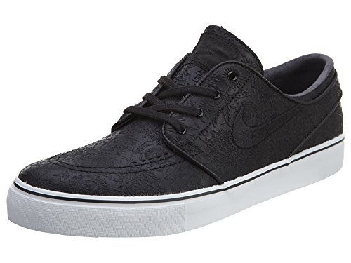 Black Shoe Men's White Zoom Elite Stefan Janoski Black Skateboarding Nike fwT0xnf