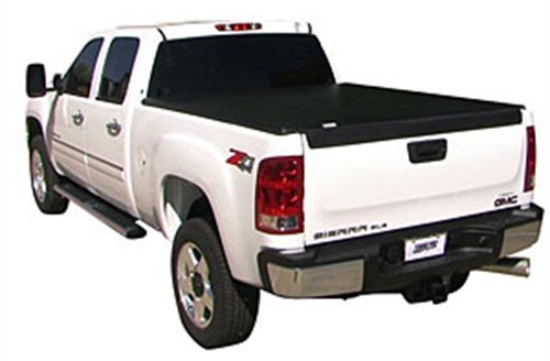 Tonno Pro HF-164 Black Hard Fold Truck Bed Tonneau Cover 2015-2018 Chevrolet Colorado / GMC Canyon | Fits 5