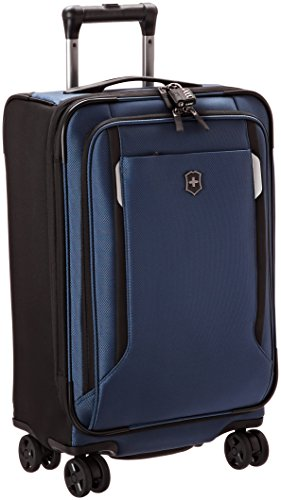 Victorinox Werks Traveler 5.0 Wt 22 Dual-Caster, Navy Blue