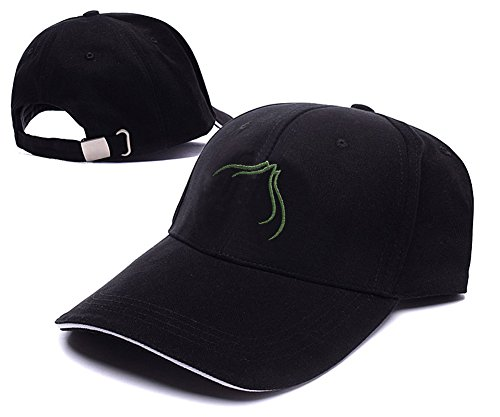JASOND Pokemon Go Bulbasaur Logo Hat Embroidery Adjustable Baseball Cap