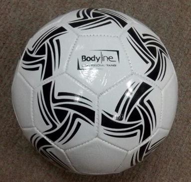 Bodyline Pallone Calcetto PVC Misura 4  Amazon.it  Sport e tempo libero 4184148df92f9