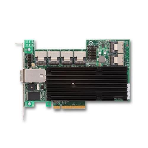 LSI Logic LSI00251 3ware SAS 9750-24i4e Single Pack 28-Port