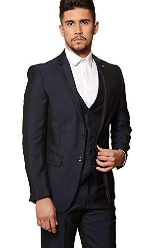 Marc Darcy - Costume - Costume - Homme bleu bleu -  bleu - 50 ordinaire
