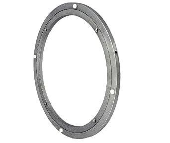 350 mm Lazy Susan Aluminum Bearing 400 lbs Turntable Bearings