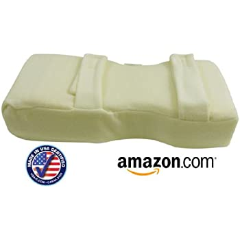 "Knee Pillow for Sleeping | Knee-""t"" PRO Large for up to 6'4"" and 180 Lb+ 