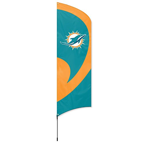 Party Animal Miami Dolphins NFL Flag Tailgating - Dolphins Tailgating Miami Nfl