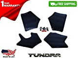 Splash Shield, Splash Guard, Skirt, Flaps, Seal, Apron and Fender Liner for Toyota Tundra 2007-2018 Sequoia 2008-2018 Retainer Clips