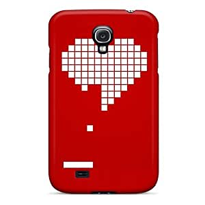 Ideal Mwaerke Case Cover For Galaxy S4(heart Pong), Protective Stylish Case by Maris's Diary