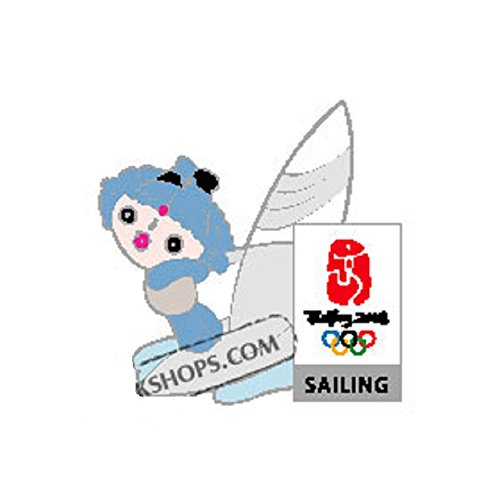 Beijing 2008 Beibei Sailing Olympic Sports Pin