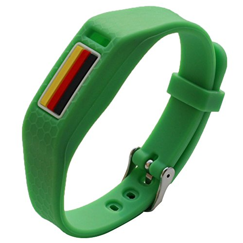 AWINNER%C2%AE Colorful Flag Fitbit Wristband