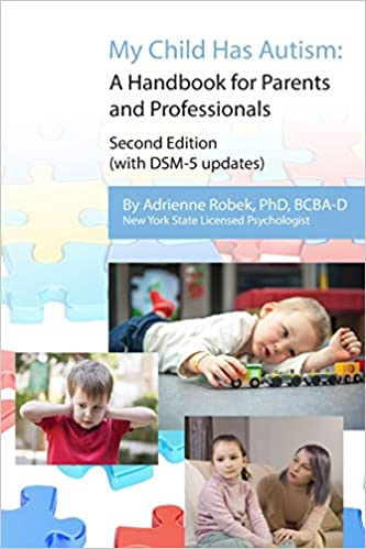 I Gave My Child Autism >> My Child Has Autism A Handbook For Parents And