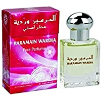 wardia 15ml al Hara MAIN parfümöl de gran calidad Árabe Oud misk Musk