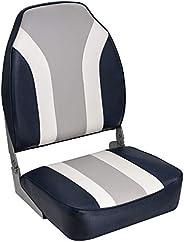 Wise Classic Stripe High Back Boat Seat