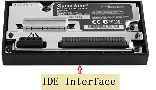 for Ps2 Sata HDD Network Hard Drive Adapter Connect IDE Interface (No SATA) for Sony PS2 Playstation 2
