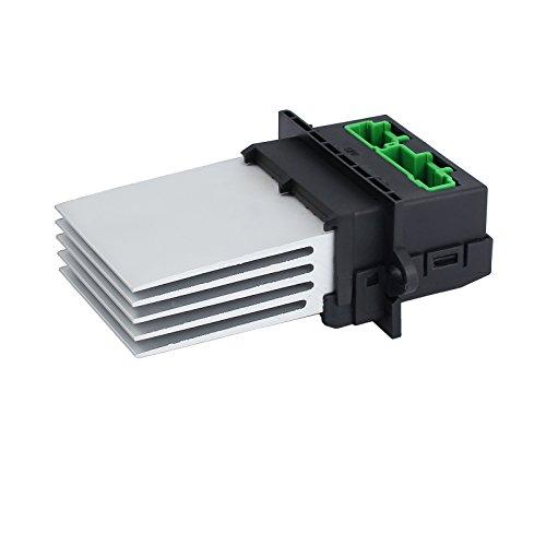 Blower Motor Fan Resistor Car Heater Motor Fan Blower Resistor 6441.L2 7701048390: